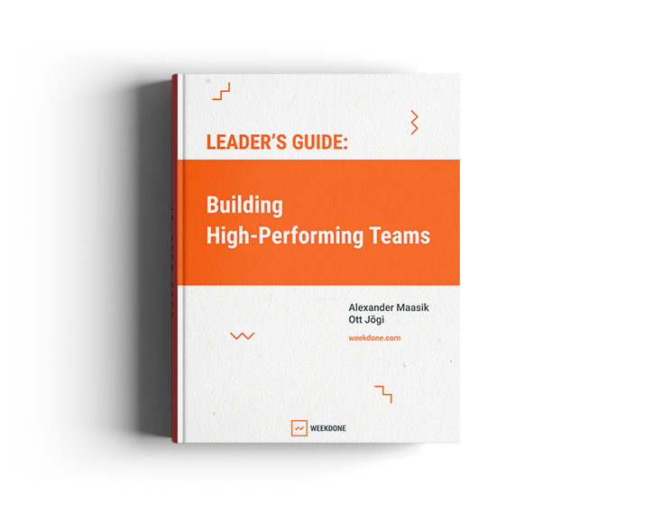 Leader's Guide: Building High-Performing Teams