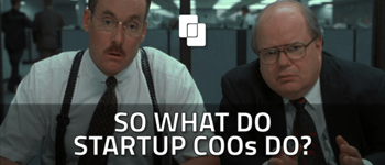 Great Startup COO