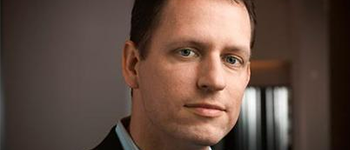 Peter Thiel: What Works at Work [video]