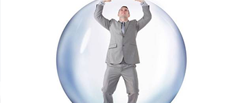 Are You a Leader in a Bubble