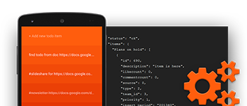 Done: Android App for Weekdone