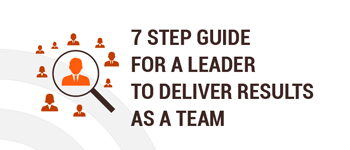 7 Step Guide To Deliver Results As a Team