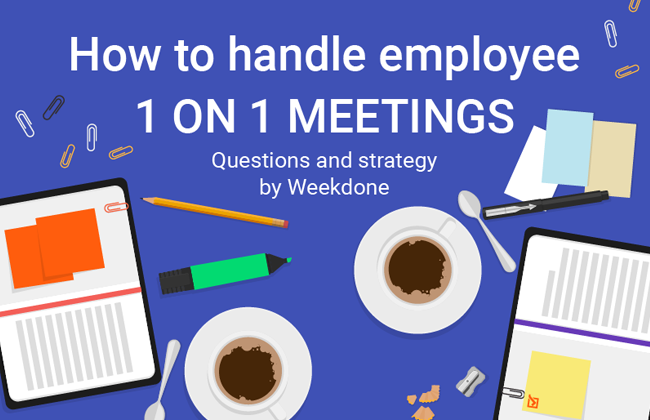 How to Handle Employee 1:1 Meetings