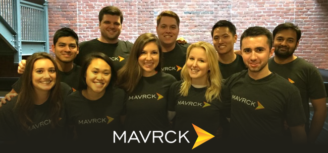 Building a Team of Winners at Mavrck